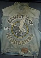 Barvy Enola Gay MC Highlands