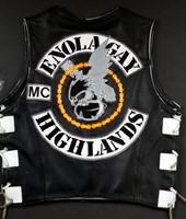 Barvy Enola Gay MC Highlands 2002-2013